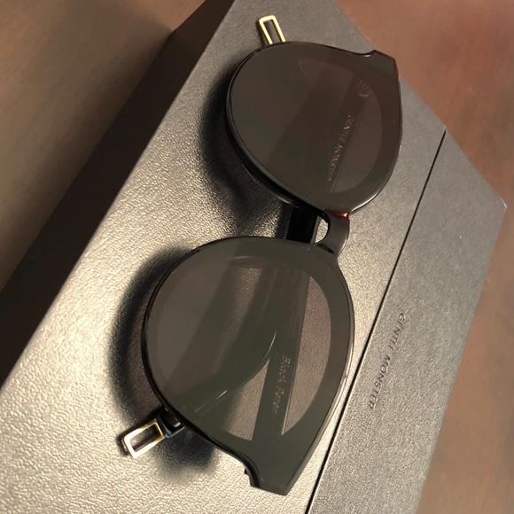 350ce0a8ff29 gentle monster Accessories - Gentle Monster Black Peter Sunglasses
